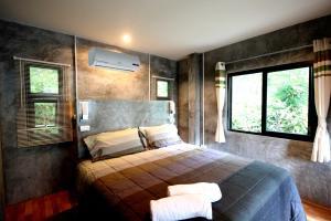 A room at Aonang Lodge