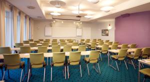 The business area and/or conference room at Clarion Collection Hotel Amanda
