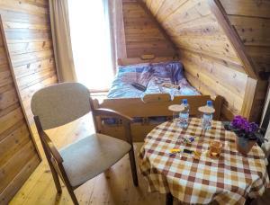 Hol lub bar w obiekcie Base Camp 2 Zakopane