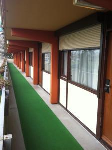 Балкон или терраса в Campanile Hotel & Restaurant Brussels Airport Zaventem