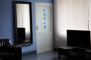 Гостиная зона в Hotel Malahit