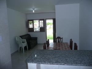 A seating area at Privê Village Maragogi