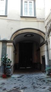 Fasada ili ulaz u objekt Sotto le Stelle ai Decumani