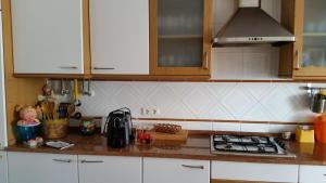 A kitchen or kitchenette at Casa da Gó