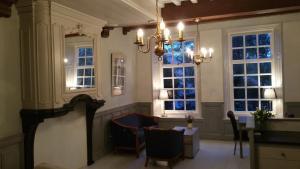 The lounge or bar area at De olde banck