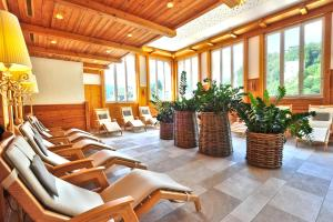Spa and/or other wellness facilities at Hotel EDELWEISS Berchtesgaden Superior