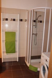 Ванная комната в Penzion Podzámčí
