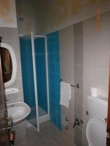 Ванная комната в Albergo Il Cantuccio