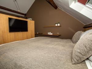 A room at La maison d'emile