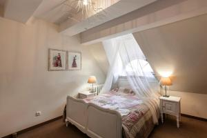 Pokój w obiekcie Zabytkowy Spichlerz w Olsztynie koło Częstochowy