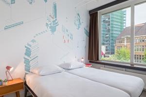 A room at Stayokay Hostel Utrecht Centrum