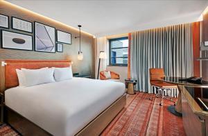 A room at Hilton London Tower Bridge