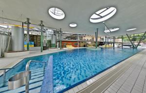 The swimming pool at or near Santé Royale Hotel