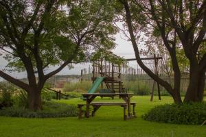 Children's play area at JAK Strydom Nature Reserve