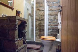 A bathroom at JAK Strydom Nature Reserve