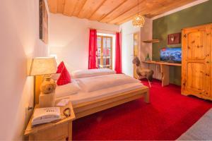 A room at Hotel Gamshof