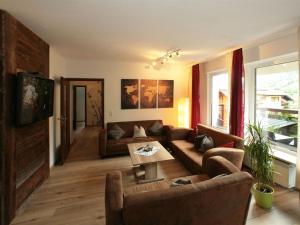 Lounge nebo bar v ubytování Chalet Sabrina