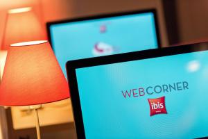 The business area and/or conference room at ibis Marseille Centre Gare Saint Charles