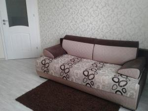 Гостиная зона в Apartments at Mayskiy proezd