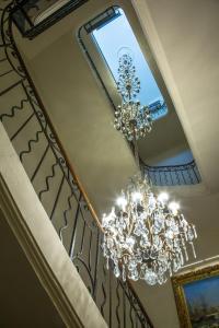 Hall ou réception de l'établissement Hotel d'Europe