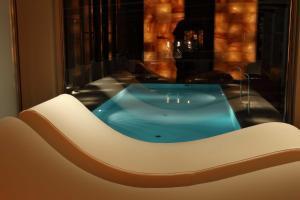 The swimming pool at or near Rosapetra SPA Resort