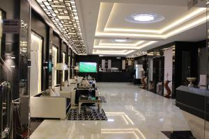 O lounge ou bar de Elite of Elite Hotel Apartments
