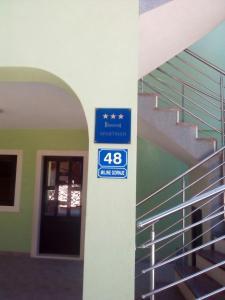 Exteriér alebo vchod do ubytovania Apartment Peris