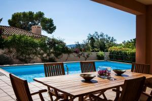 Piscina di Villa Eleni o nelle vicinanze