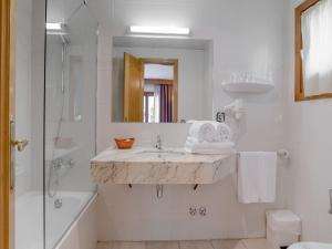 Un baño de Hotel Sant Miquel