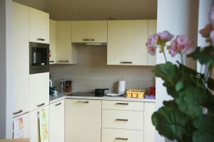 A kitchen or kitchenette at Francesca