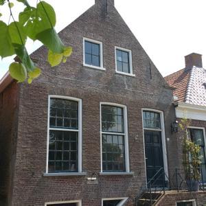 The facade or entrance of De olde banck