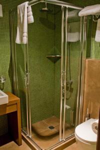 Ένα μπάνιο στο Astros Beach Boutique Hotel