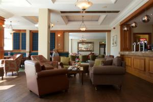 The lounge or bar area at Carnoustie Golf Hotel 'A Bespoke Hotel'
