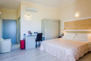 A room at Hotel Calamosca