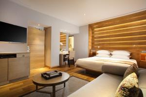 A room at Padma Resort Legian