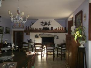 A restaurant or other place to eat at B&B Elisir Toscana