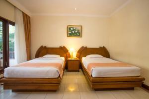 A room at Parigata Resorts and Spa