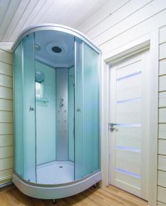 Ванная комната в Эко-Отель Маяк