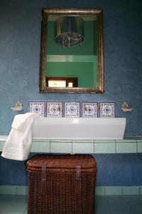 Ein Badezimmer in der Unterkunft Lokanga Boutique Hotel