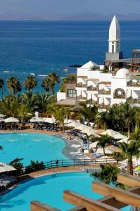 A view of the pool at Princesa Yaiza Suite Hotel Resort or nearby