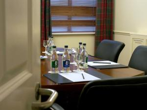 The business area and/or conference room at Abbey Court
