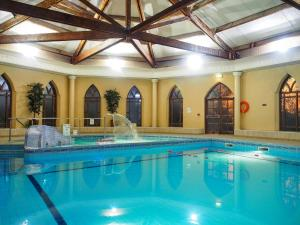 The swimming pool at or near Abbey Court