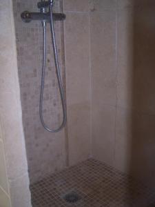 Salle de bains dans l'établissement Clos Marjolie