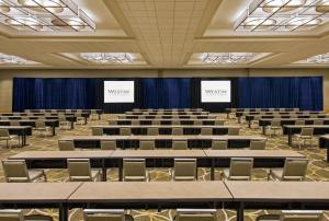 The business area and/or conference room at The Westin Cincinnati