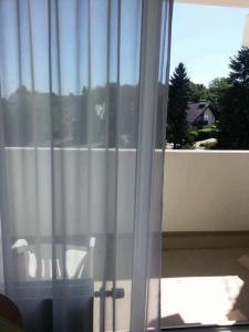 Ein Balkon oder eine Terrasse in der Unterkunft Studio im Haus Deutsch Krone
