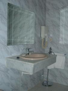 Un baño de Hotel Mediodia
