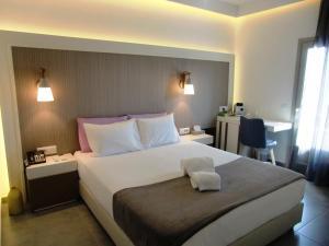 A room at Platia