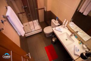Ванная комната в Грюнхоф