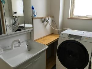 A kitchen or kitchenette at Ume