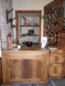 Lounge nebo bar v ubytování I Camuni